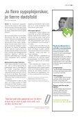 Sygeplejersken 2010 Nr. 11 - Dansk Sygeplejeråd - Page 7