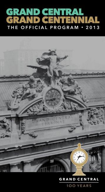 Grand Central Grand Centennial