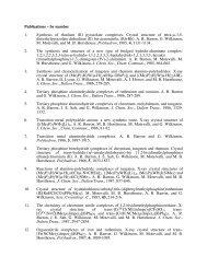 Publications List (PDF) - Barron Research Group - Rice University