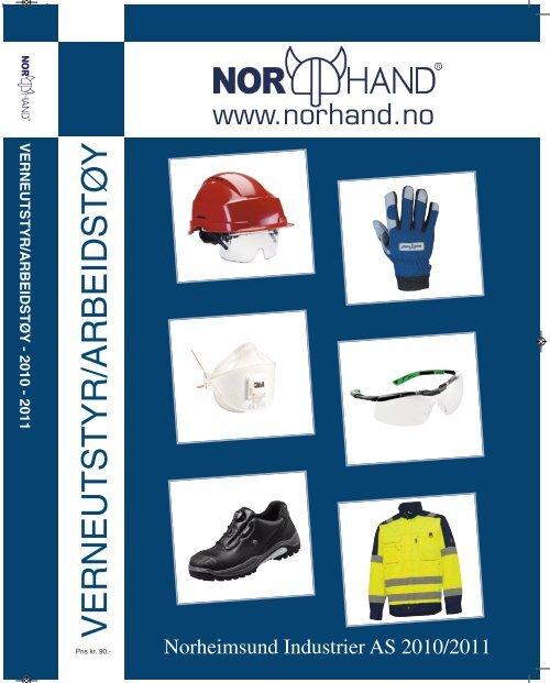 f53657b8 VERNEUTSTYR/ARBEIDSTØY - Norhand