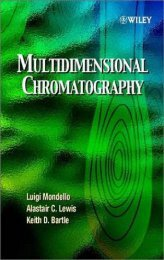 Multidimensional Chromatography.pdf - World Tracker