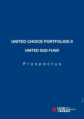 UNITED CHOICE PORTFOLIOS II P rospectus - Under Construction ...