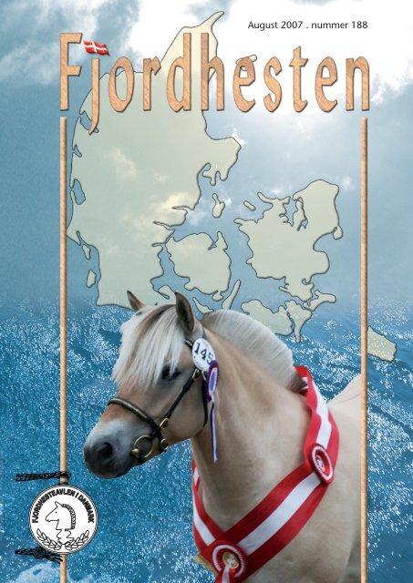 nr. 188 - Fjordhesten Danmark