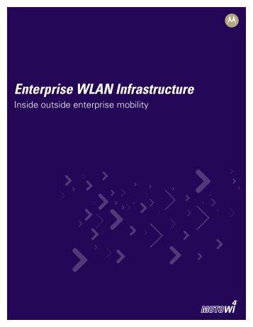 Enterprise WLAN Infrastructure