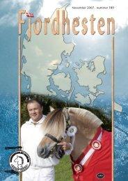 nr. 189 - Fjordhesten Danmark