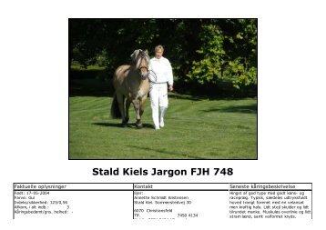 Stald Kiels Jargon