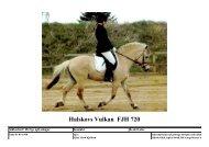 Halskovs Vulkan FJH 720
