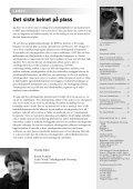 Nr. 1, 2010 - Norsk Yrkeshygienisk Forening - Page 2