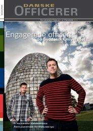 Engagerede officerer - Hovedorganisationen af Officerer i Danmark
