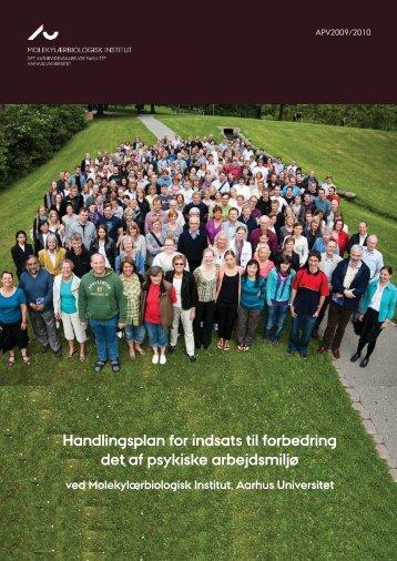 Handlingsplan for indsats til forbedring af det psykiske - Aarhus ...