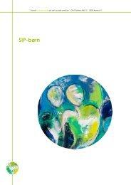 SIP-børn - Dansk kvalitetsmodel på det sociale område