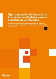 Oportunidades de negocio de los derivados digitales ... - Prisa Digital