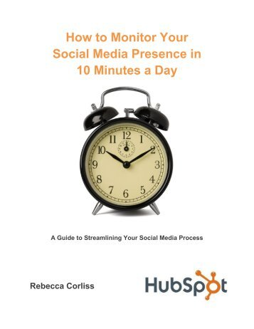 How to Monitor Your Social Media Presence in - Prisa Digital