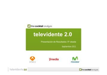 televidente 2.0 - Prisa Digital
