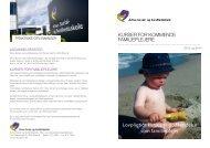 Arbejde som aflastningsfamilier - Århus Social- og Sundhedsskole