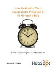 How to Monitor Social Media in 10 Minutes a Day!