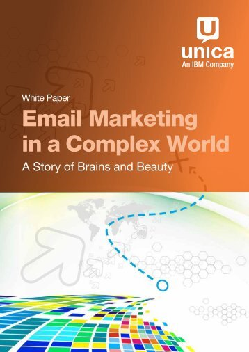 Email Marketing in a Complex World - Prisa Digital