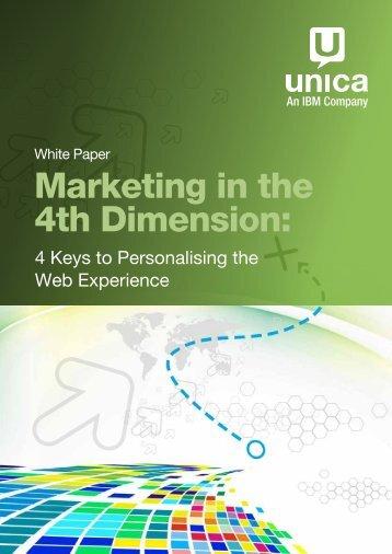 Marketing in the 4th Dimension: - Prisa Digital
