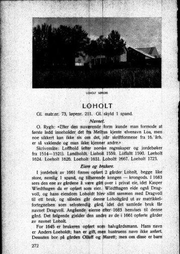 Strinda bygdebok bind 1, 1939 - Strinda historielag