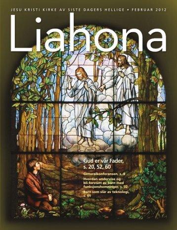 Februar - The Church of Jesus Christ of Latter-day Saints