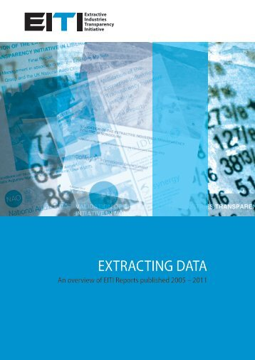 Extracting Data (English) - EITI