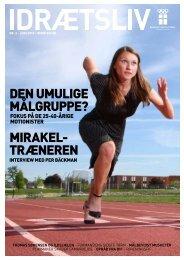 træNereN - Danmarks Gymnastik Forbund