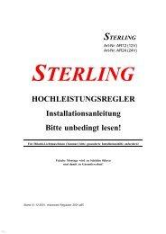 sterling - Busse Yachtshop