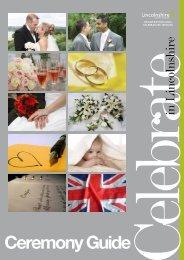 Adobe PDF - Lincolnshire Ceremony Guide 2010-2011