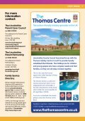 Autumn 2010 - Lincolnshire Family Services Directory - Lincolnshire ... - Page 7