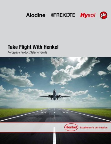 Take flight With Henkel