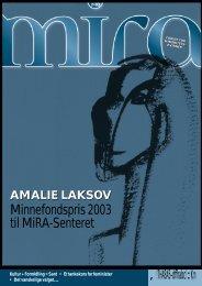2003_2 - MiRA-Senteret