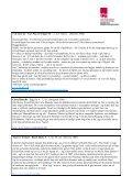 Anmeldelser af forestillinger fra tidligere år, som ... - CFU Danmark - Page 7