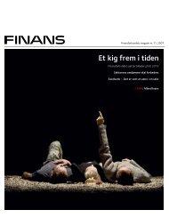 Magasinet Finans nr. 11/2007 (PDF) - Finansforbundet