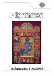 Pilgrimmen Nr 8 TS41 til Bent.p65 - Foreningen af Danske ...