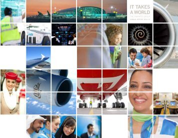 IT TAKES A WORLD - Emirates.com
