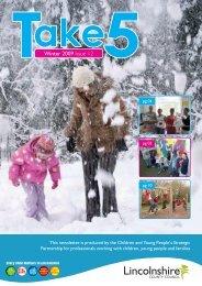 ADOBE PDF - Take Five magazine - Lincolnshire Family Services ...