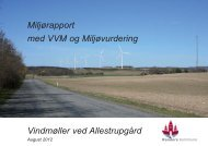 VVM-redegørelse - allestrupgaardvindkraft.dk