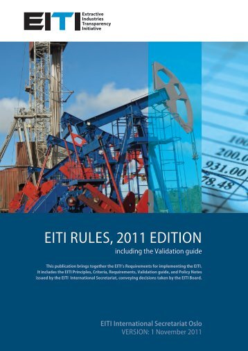 Download EITI Rules - 2011 edition (English)