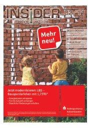 Lauter(n) Termine Insider - Magazin Insider