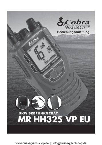 MR HH325 - Busse Yachtshop