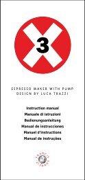 manuale istruz. X3 - Amici