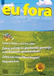 EUfora 2008 - Europa
