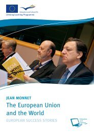 Jean Monnet: The European Union and the world