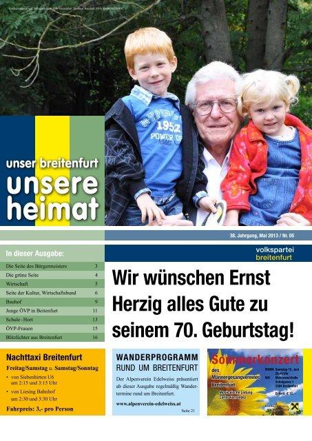 unsere heimat - Volkspartei Breitenfurt