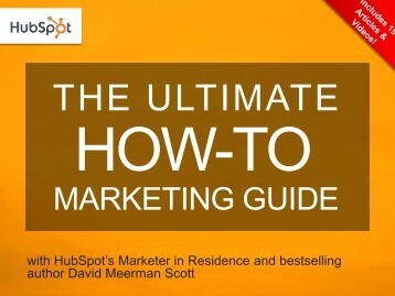 Ultimate marketing guide - H7 interactive