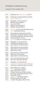 Dommusiken 2012 - Der Ratzeburger Dom - Seite 3