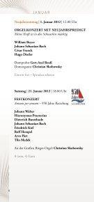 Dommusiken 2012 - Der Ratzeburger Dom - Seite 5