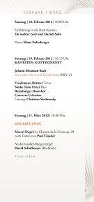 Dommusiken 2012 - Der Ratzeburger Dom - Seite 6