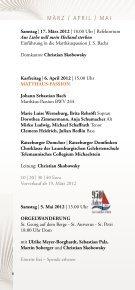 Dommusiken 2012 - Der Ratzeburger Dom - Seite 7
