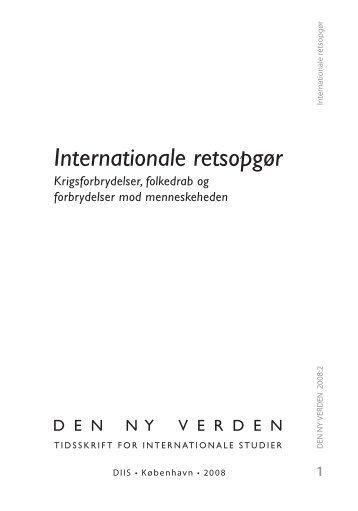 Et problematisk kompromis eller den gode løsning? (pdf, 234 ... - DIIS
